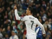 Bóng đá - Real lập kì tích lịch sử, Ronaldo muốn tránh Barca