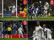 """Bóng đá - Chấm điểm Real - Wolfsburg: """"Siêu nhân"""" Ronaldo, điểm 5 tuyệt đối"""