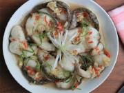 Ẩm thực - Khó cưỡng với 3 món cá hấp ngon, bổ