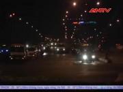 """Video An ninh - Clip: """"Hung thần"""" xe ben đua bạt mạng giữa Sài Gòn"""