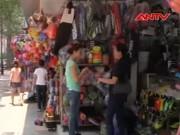 Video An ninh - Người tiêu dùng quay lưng với thảm tập Yoga Trung Quốc