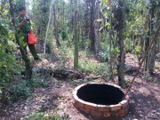 Tin tức trong ngày - Một phụ nữ chết cháy dưới giếng hoang