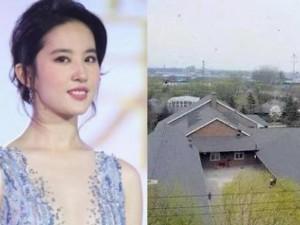 Phim - Choáng ngợp dinh thự bằng 4 sân bóng của Lưu Diệc Phi