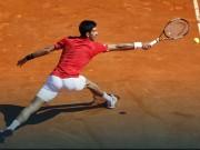 Thể thao - Djokovic - Vesely: Kinh thiên động địa (Vòng 2 Monte Carlo)