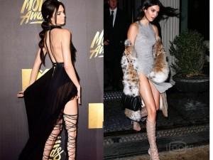 Thời trang - Bộ sưu tập giày dây buộc tuyệt đẹp của Kendall Jenner