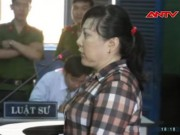 """Video An ninh - """"Bà trùm"""" ma túy Sài Gòn thoát án tử nhờ con nhỏ"""