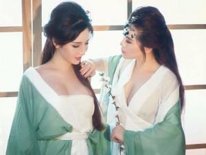 Bạn trẻ - Cuộc sống - Hot girl Sài thành hóa thân thành Thúy Vân - Thúy Kiều