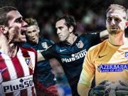 Bóng đá - Atletico Madrid: Hình mẫu mà Barca phải... học hỏi