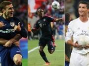 Bóng đá - Bốc thăm bán kết Cúp C1: Real Madrid không ngán ai