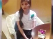 """Video An ninh - """"Kiều nữ"""" buôn ma tuý bị bắt trong khách sạn 4 sao"""