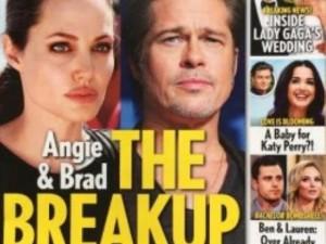 Phim - Báo nước ngoài đưa tin Angelina Jolie và Brad Pitt ly hôn