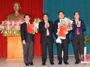 Tin tức trong ngày - Nghệ An có tân Bí thư Tỉnh ủy 44 tuổi
