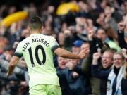 Bóng đá - Góc chiến thuật Chelsea–Man City: Aguero và bậc thầy phản công