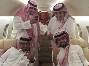 """Thế giới - Dân chơi Ả Rập thể hiện đẳng cấp """"ngút trời"""""""