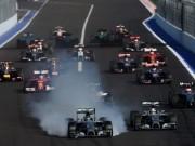 Thể thao - Lịch thi đấu F1: Russian GP 2016