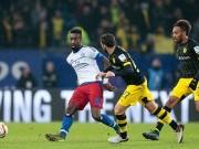 Bóng đá - Dortmund - Hamburg: Những màn solo khó tin