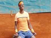Thể thao - Vô địch Monte Carlo, Nadal tiệm cận kỷ lục đất nện