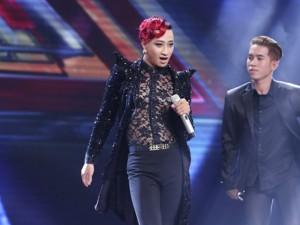 """Ca nhạc - MTV - Chàng vũ công phi giới tính gây tranh cãi tại """"X-Factor"""""""