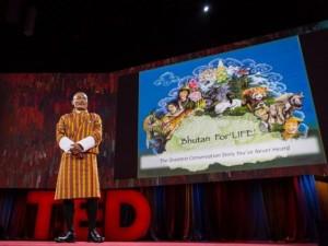 Thế giới - Bài phát biểu gây chấn động của Thủ tướng Bhutan