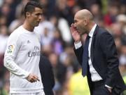 """Bóng đá - Zidane ở Real: Đừng """"trông mặt bắt hình dong"""""""