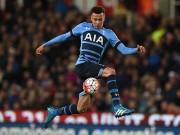 Bóng đá - Sao trẻ Tottenham bỏ lỡ cơ hội không tưởng