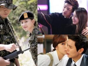 """Phim - 5 cặp đôi phụ hot nhất phim của biên kịch """"Hậu duệ"""""""