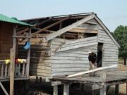 Tin tức trong ngày - Gia Lai: Lốc xoáy làm 204 ngôi nhà tốc mái
