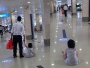 Tin tức trong ngày - Xác minh tin bé gái bị bạo hành ở sân bay Tân Sơn Nhất