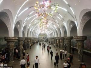 Thế giới - Bất ngờ hệ thống tàu điện ngầm bí mật ở Triều Tiên