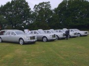 Ô tô - Xe máy - Choáng ngợp trước dàn xe tang Limousine, Rolls Royce tiền tỷ