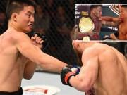 Thể thao - 2 trận thắng chấn động UFC của tay đấm gốc Việt