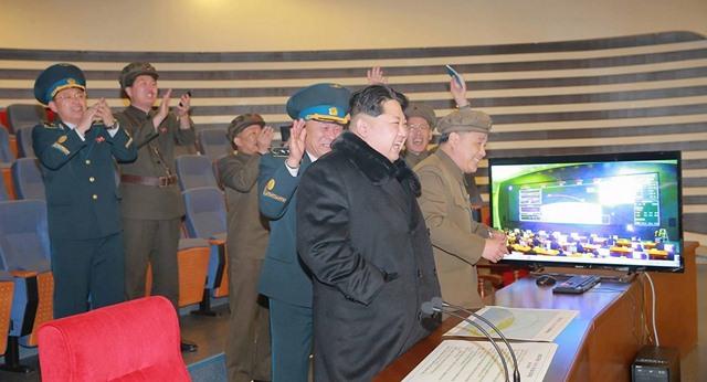 Trung Quốc dồn quân sát biên giới Triều Tiên - 1