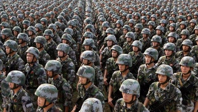 Trung Quốc dồn quân sát biên giới Triều Tiên - 2