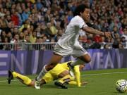 Bóng đá - Chi tiết Real Madrid - Villarreal: Thế trận nhàn nhã (KT)