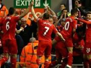 Video bóng đá hot - Video đầy đủ trận Liverpool - Everton đá bù vòng 27 NHA