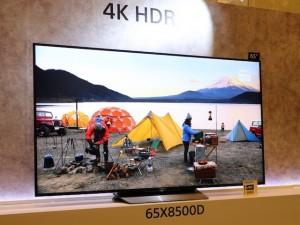 Công nghệ thông tin - Sony trình làng loạt TV 4K HDR hoàn toàn mới, giá không rẻ