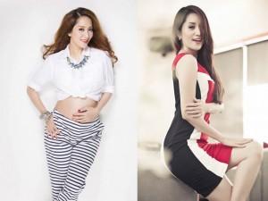 Làm đẹp - Khánh Thi bày cách giảm béo cấp tốc, an toàn sau sinh