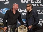 """Thể thao - UFC: Không có chuyện """"gã điên"""" McGregor về hưu non"""