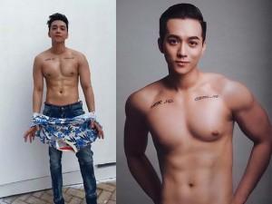 Làm đẹp - Bí quyết tập cơ bụng 6 múi của mỹ nam Quảng Bình