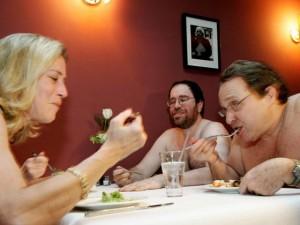 Thế giới - Nhà hàng khỏa thân đầu tiên ở London sắp khai trương