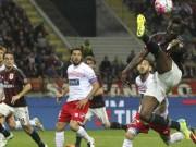 Video bóng đá hot - Video đầy đủ trận Milan - Carpi vòng 34 Serie A