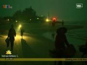 Du lịch - Về biển Thiên Cầm theo ngư dân đón thuyền đánh cá