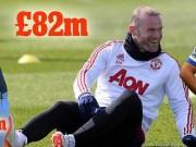 Bóng đá - Sa sút phong độ, Rooney vẫn giàu nhất Vương quốc Anh
