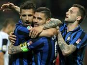 Video bóng đá hot - Video đầy đủ trận Inter - Udinese vòng 35 Serie A