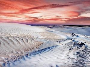 Thế giới - Vẻ đẹp như ở thế giới khác của cồn cát Australia