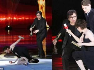 Phim - Mỹ nhân ngã sấp mặt trên sân khấu LHP Quốc tế Bắc Kinh