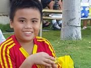 Bóng đá - Borussia Dortmund ấn tượng với tài năng 8 tuổi của trường Lương Thế Vinh