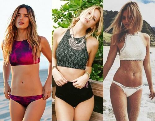 5 mẫu bikini sẵn sàng đốt cháy mùa hè 2016 - 2