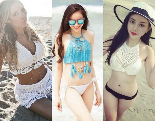 5 mẫu bikini sẵn sàng đốt cháy mùa hè 2016 - 10