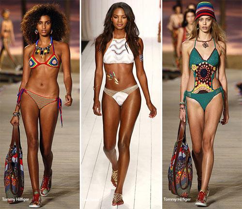 5 mẫu bikini sẵn sàng đốt cháy mùa hè 2016 - 12